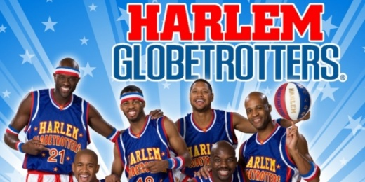 Harlem Globetrotters, show Budapest!<br><small><small><small>