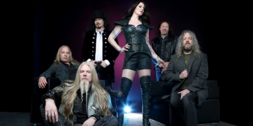 NIGHTWISH koncert - 2018. Budapest Arena<br><small><small><small>