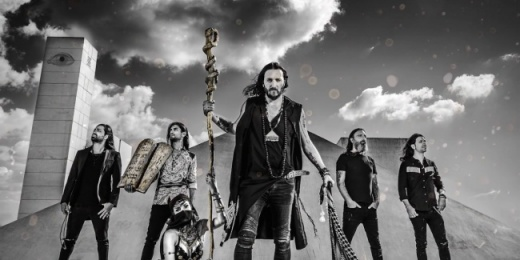 Orphaned Land a Durer Kertben<br><small><small><small>