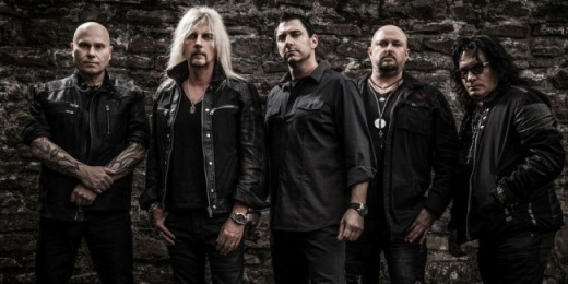 Axel Rudi Pell, The Unity, Chris Bay Budapesten<br><small><small><small>