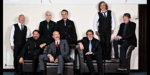 King Crimson Budapesten!<br><small><small><small>