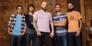 August Burns Red - The European Phantom Anthem Tour