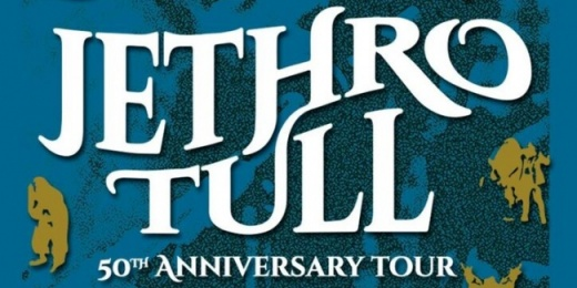 Jethro Tull 50th Anniversary  - Tour Budapest 2019<br><small><small><small>