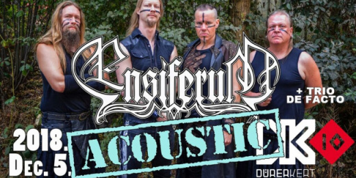 Ensiferum &amp;#8211; Acoustic Tour <br><small><small><small>