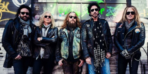 Dead Daisies - Welcome To Daisyland &amp;#8211; EU Winter Tour 2018 - Barba Negra Music Club<br><small><small><small>