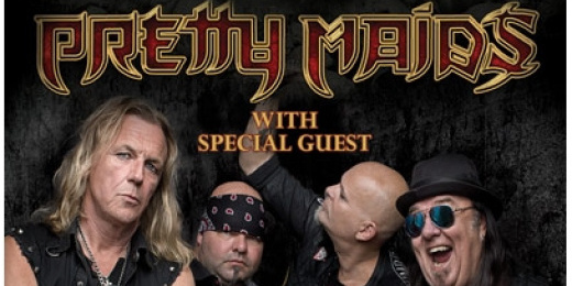 Pretty Maids: december 18-an a Barba Negra klubban<br><small><small><small>