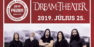 Dream Theater a FEZEN-en