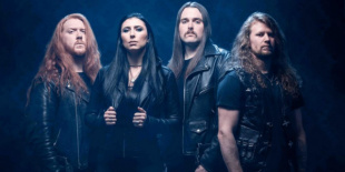 Unleash the Archers, Striker, Northtale a Barba Negra klubban