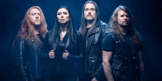 Unleash the Archers, Striker, Northtale a Barba Negra klubban<br><small><small><small>